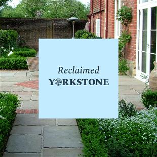 Reclaimed Yorkstone
