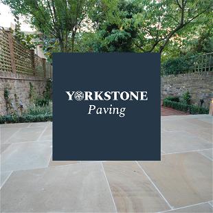 Yorkstone Paving
