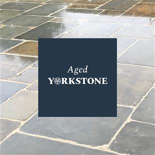 Aged Yorkstone