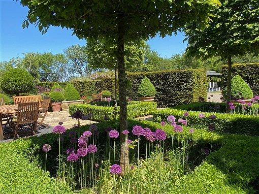How to Create a Meditation Garden